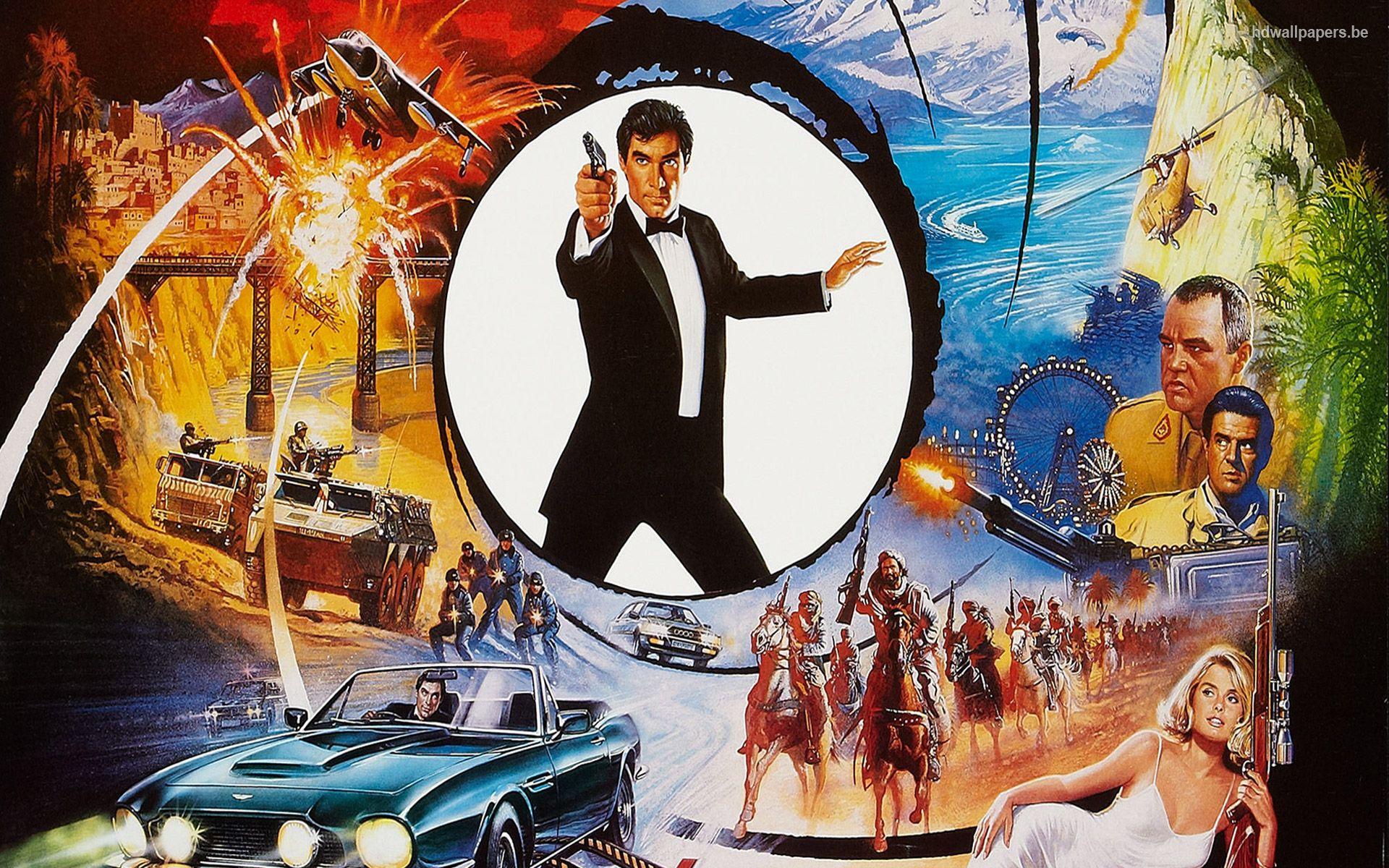Living Daylights Movie Poster - HD Wallpaper