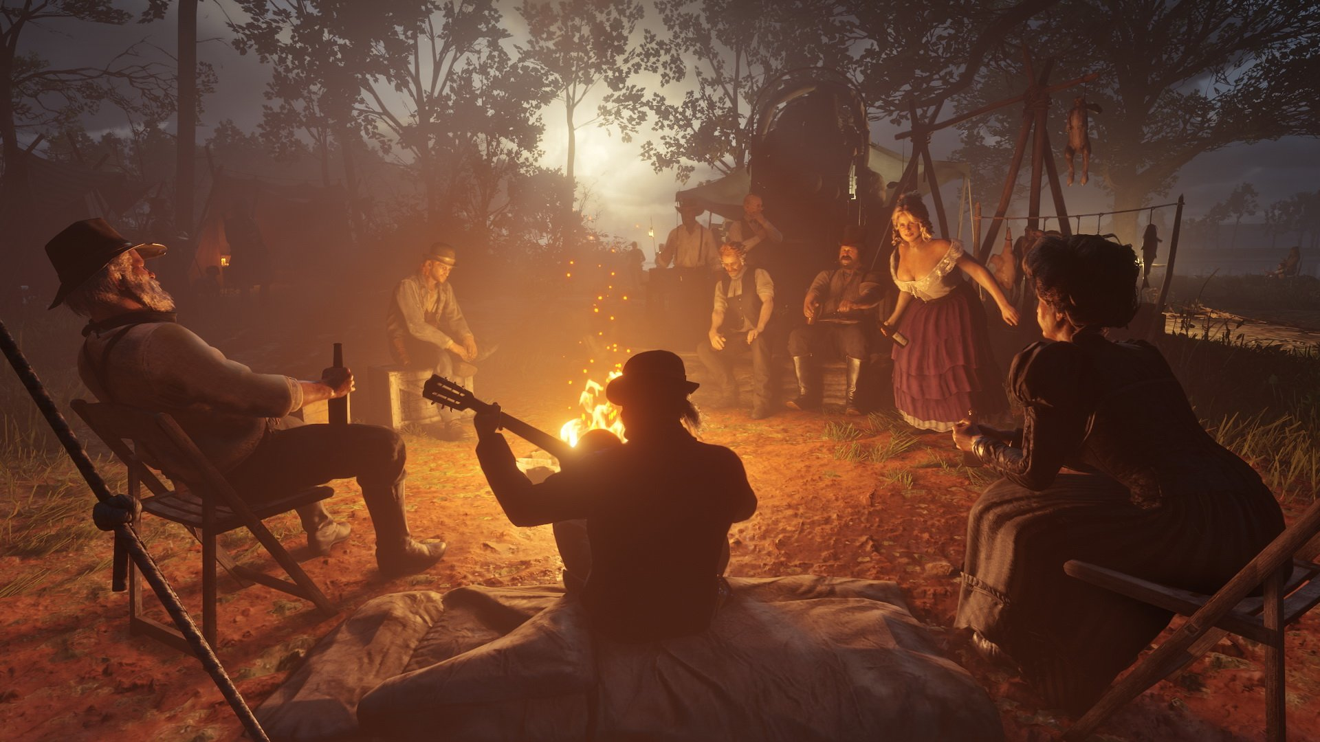 258 2581940 red dead redemption 2 camp red dead redemption