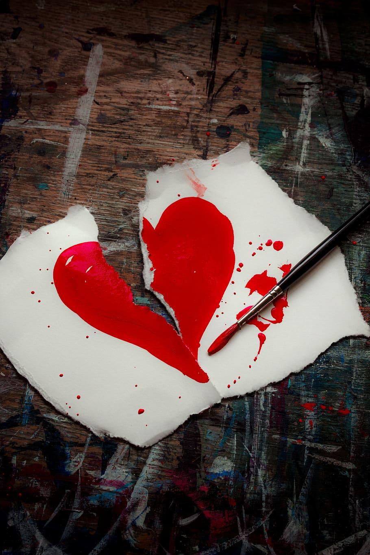 Sad Love Broken Heart - HD Wallpaper