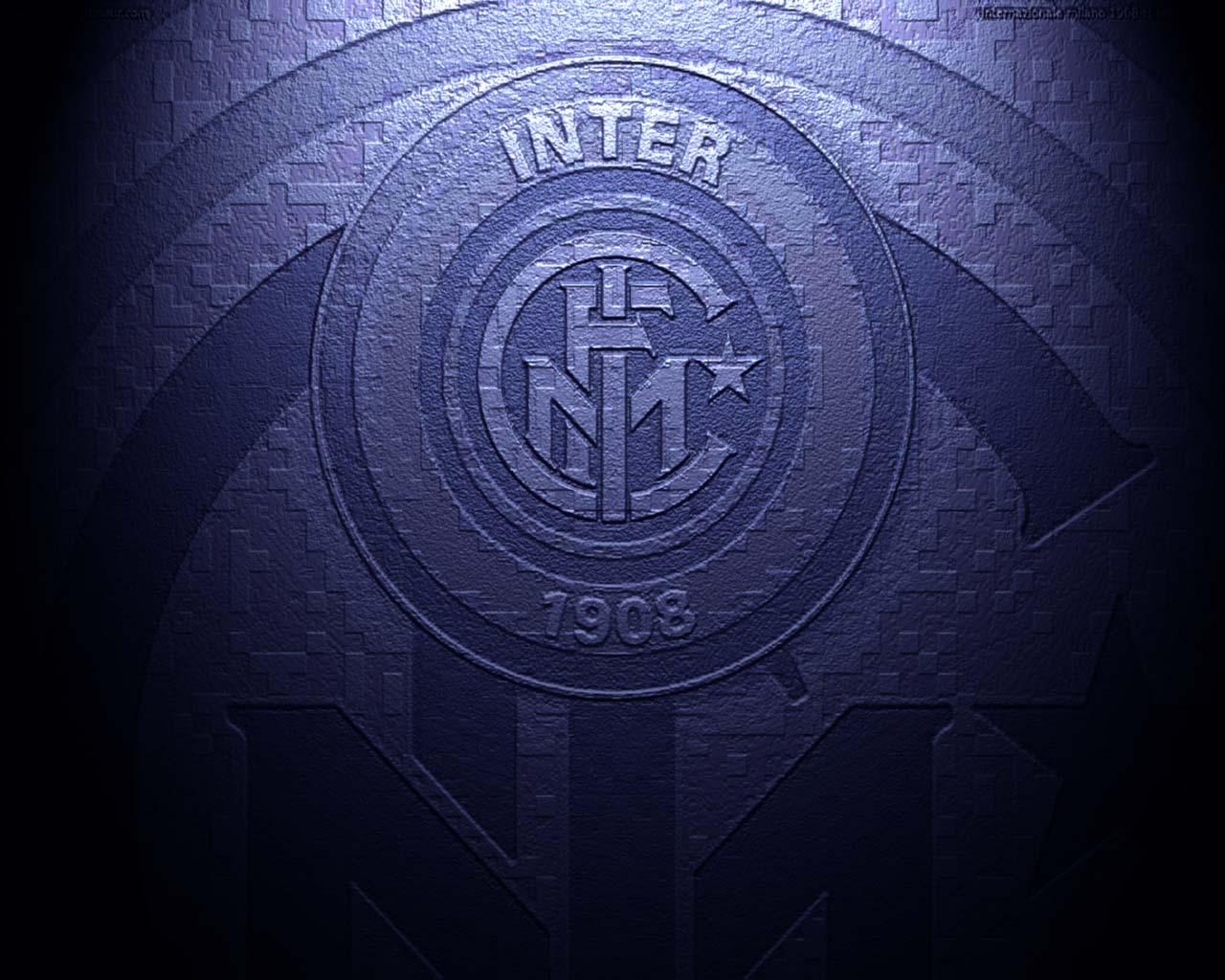 Fc Inter Milan Logo 1280x1024 Wallpaper Teahub Io