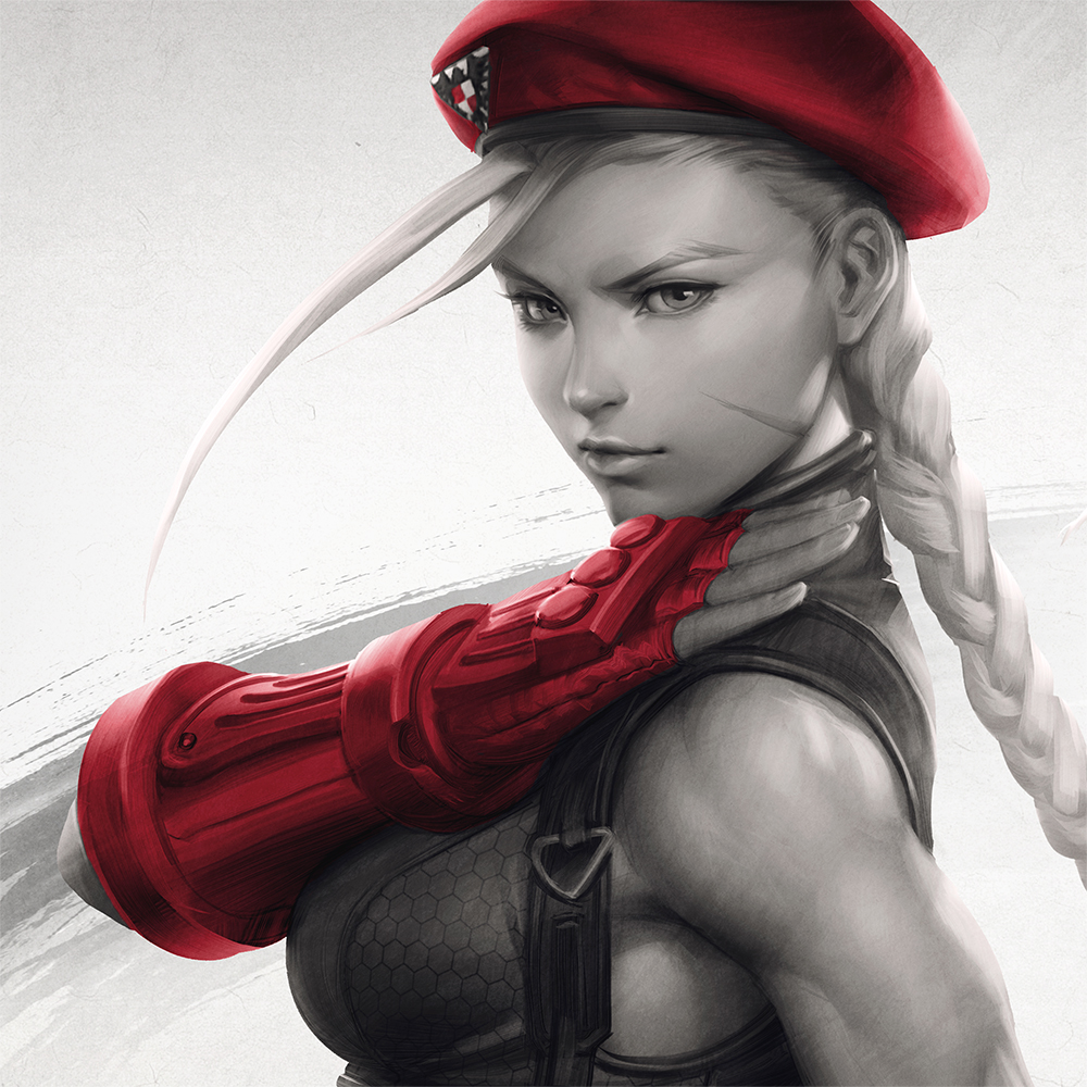 Street Fighter Cammy Poster - 1000x1000 Wallpaper - teahub.io