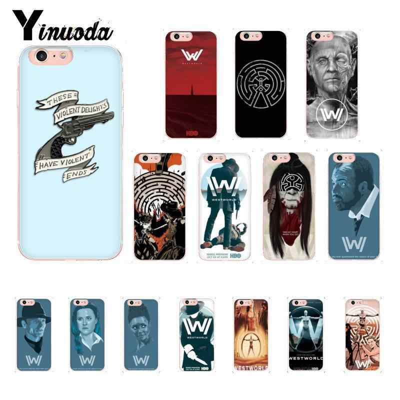 Yinuoda Westworld Season Customer High Quality Phone - Finn Wolfhard Diy Phone Case - HD Wallpaper