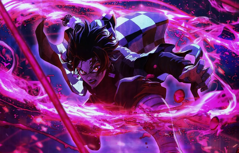 Photo Wallpaper Demon Slayer Kimetsu No Yaiba, Kimetsu - Imagenes Full Hd 4k Anime - HD Wallpaper