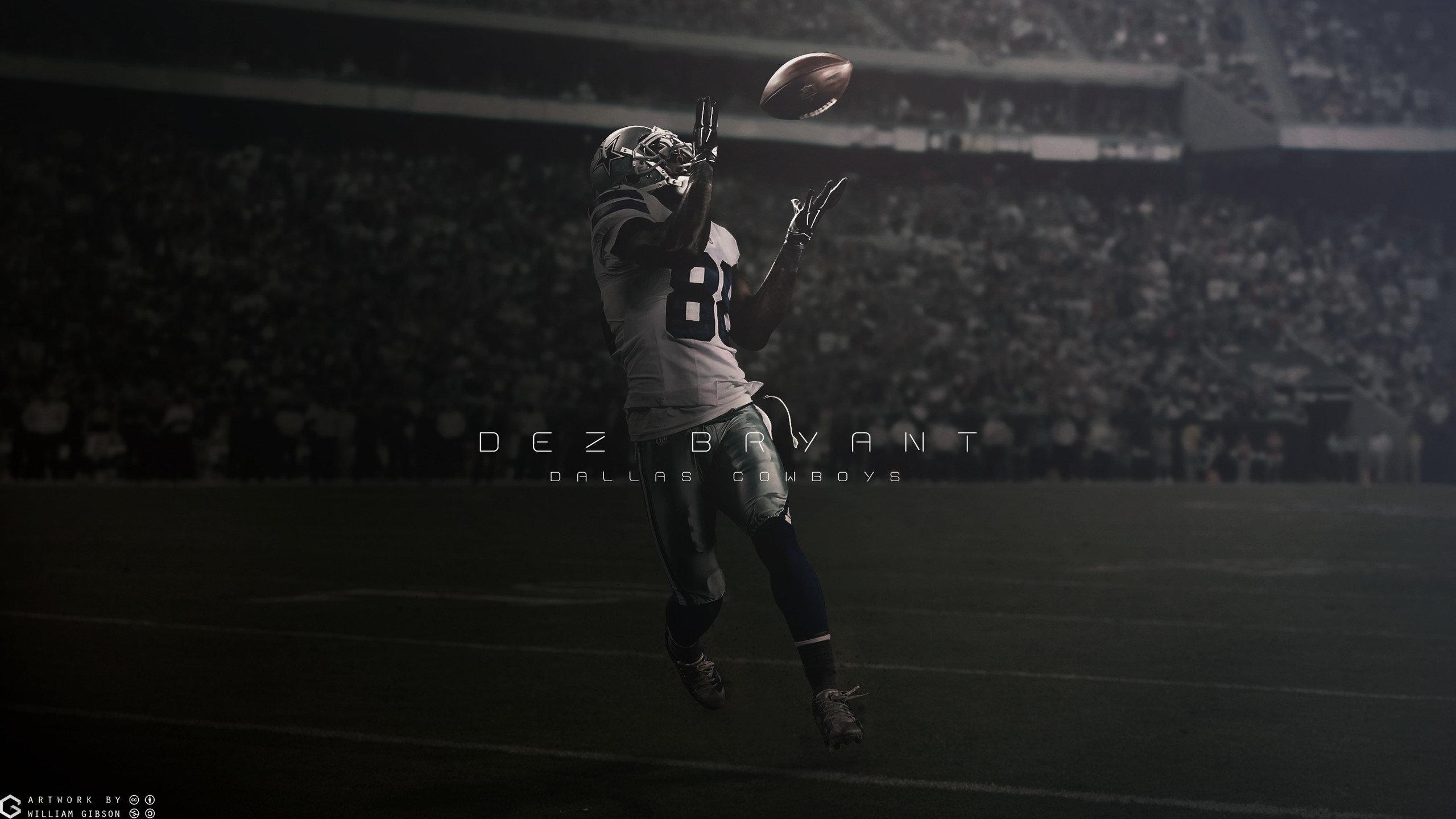 Awesome Dez Bryant Free Wallpaper Id - Dallas Cowboys Wallpaper Black - HD Wallpaper