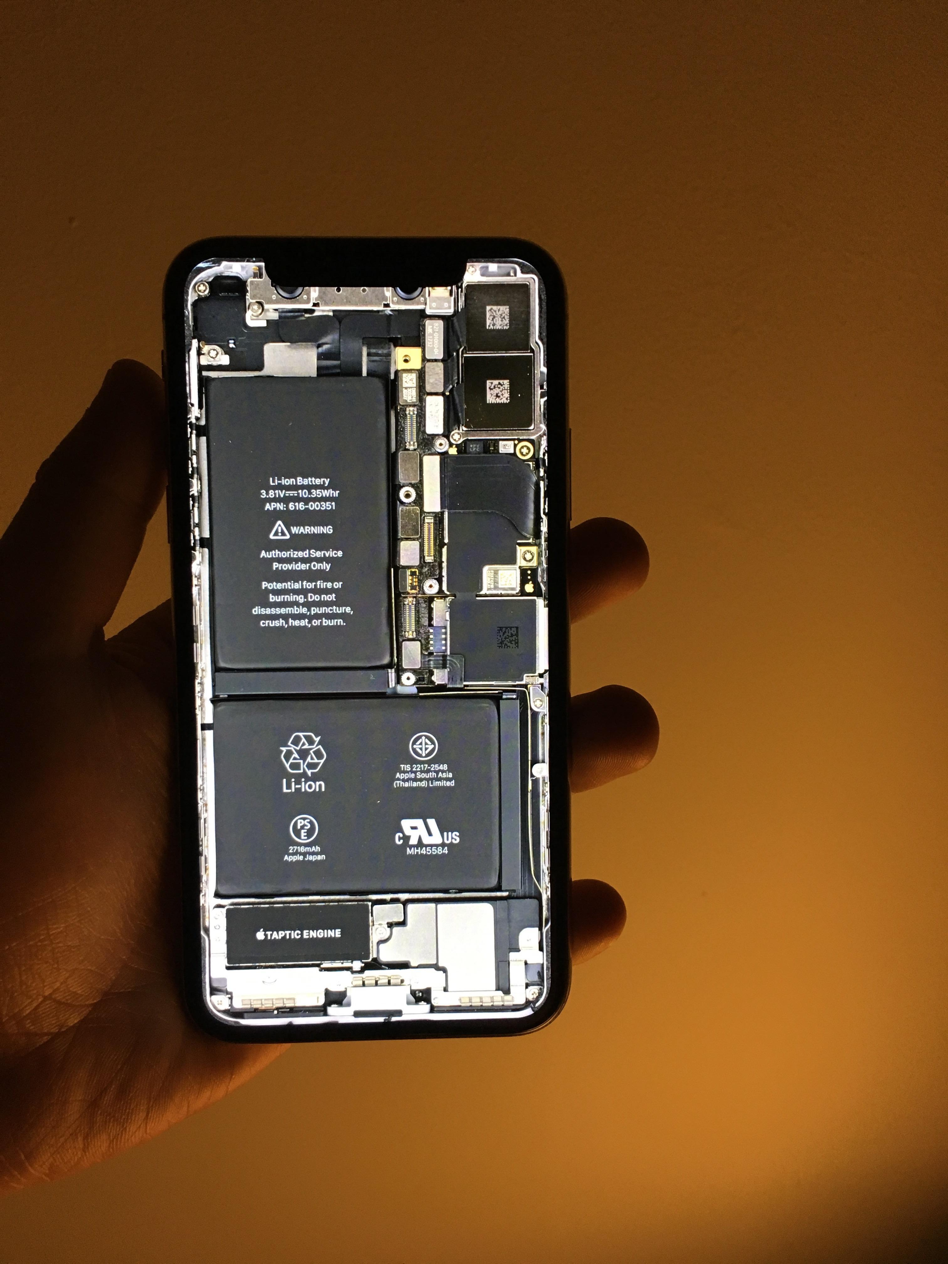 Iphone 7 Plus Internals - HD Wallpaper