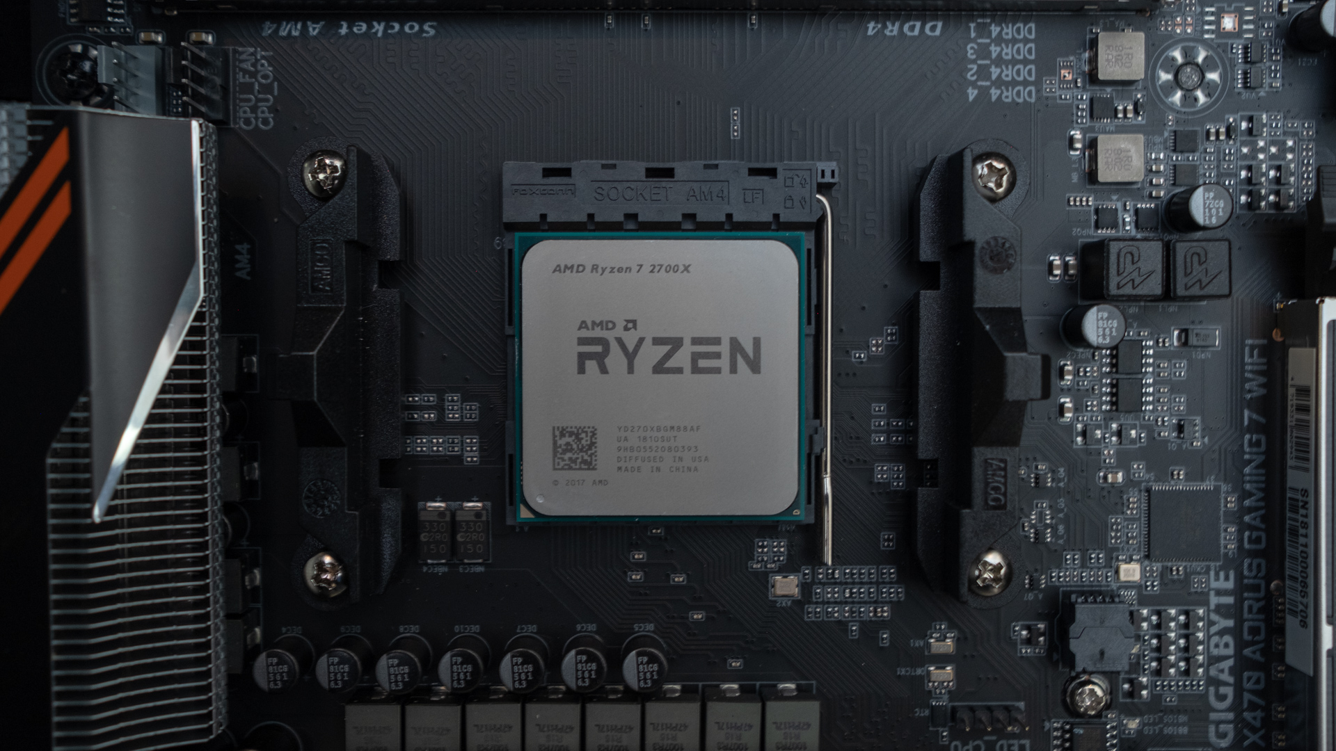 Amd Ryzen 7 2700x Review Amd Ryzen 7 2700 1920x1080 Wallpaper Teahub Io