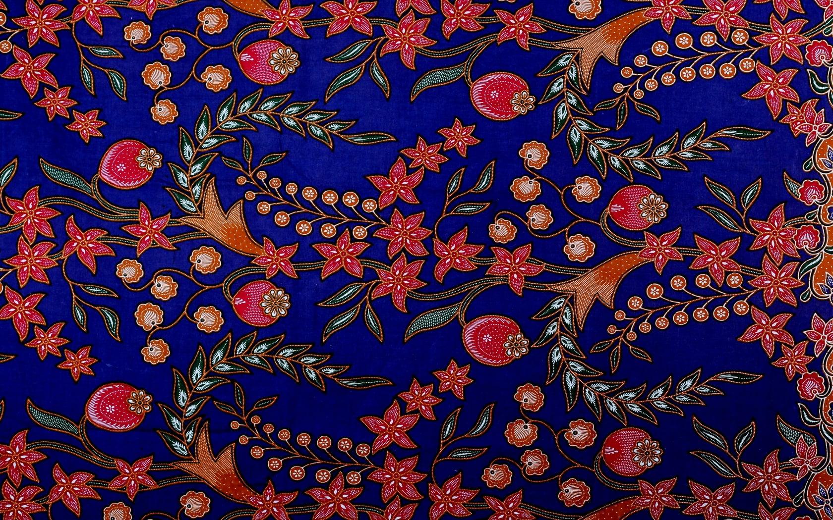 Fabric Of Malaysia Batik   20x20 Wallpaper   teahub.io