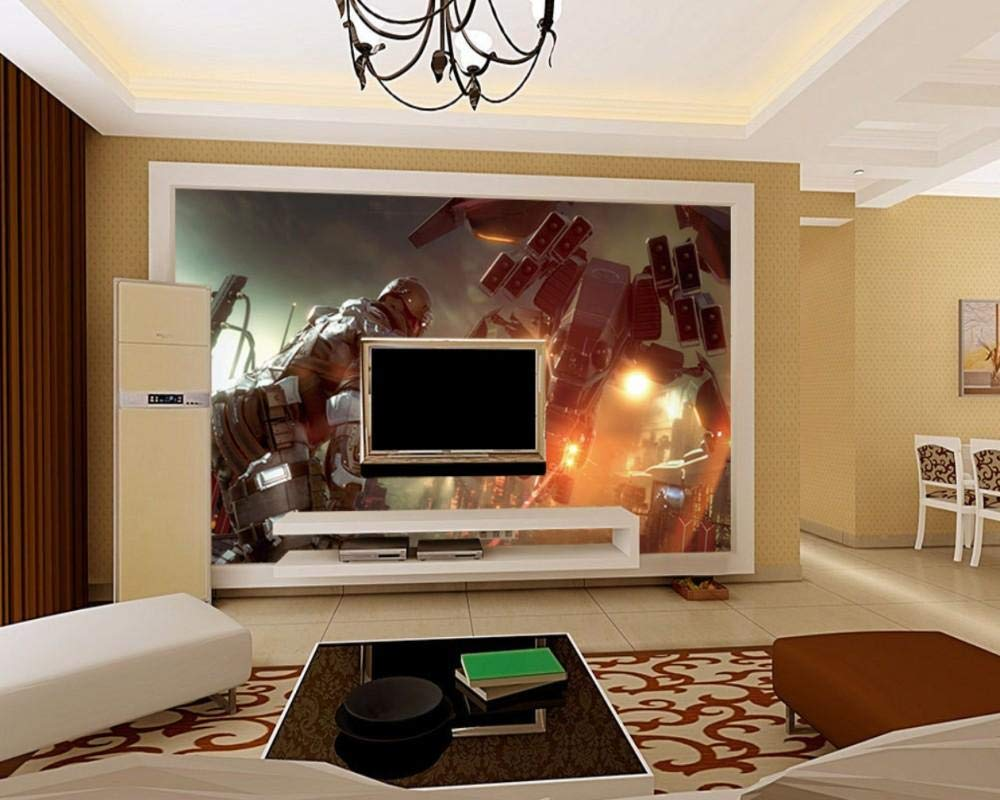 Living Room Wall Painting Design For Hall - HD Wallpaper