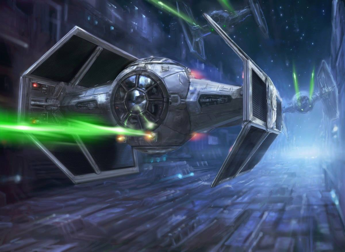 X Wing Thematic Squads Tie Fighter Star Wars The Force Awakens 1200x878 Wallpaper Teahub Io