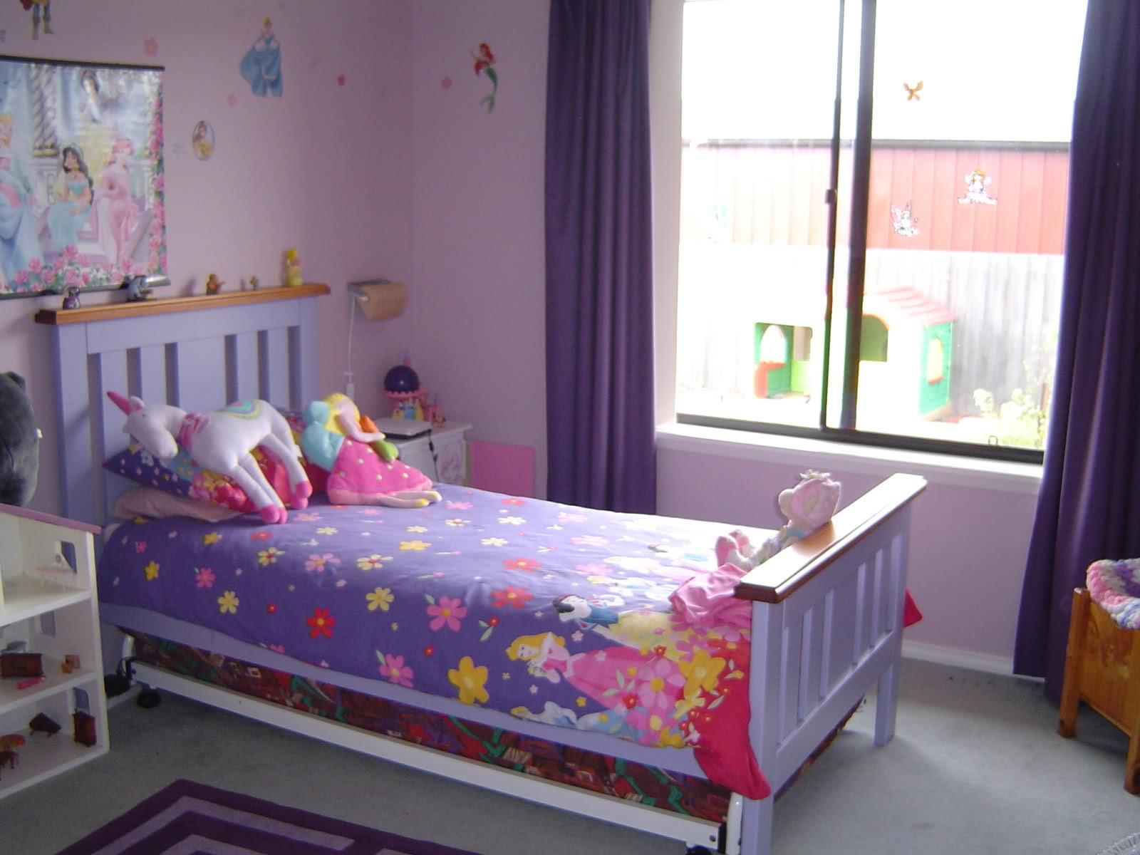Excelent Kids Bedroom With Purple Kids Room Curtains Teen Single Bed Room Ideas 1600x1200 Wallpaper Teahub Io