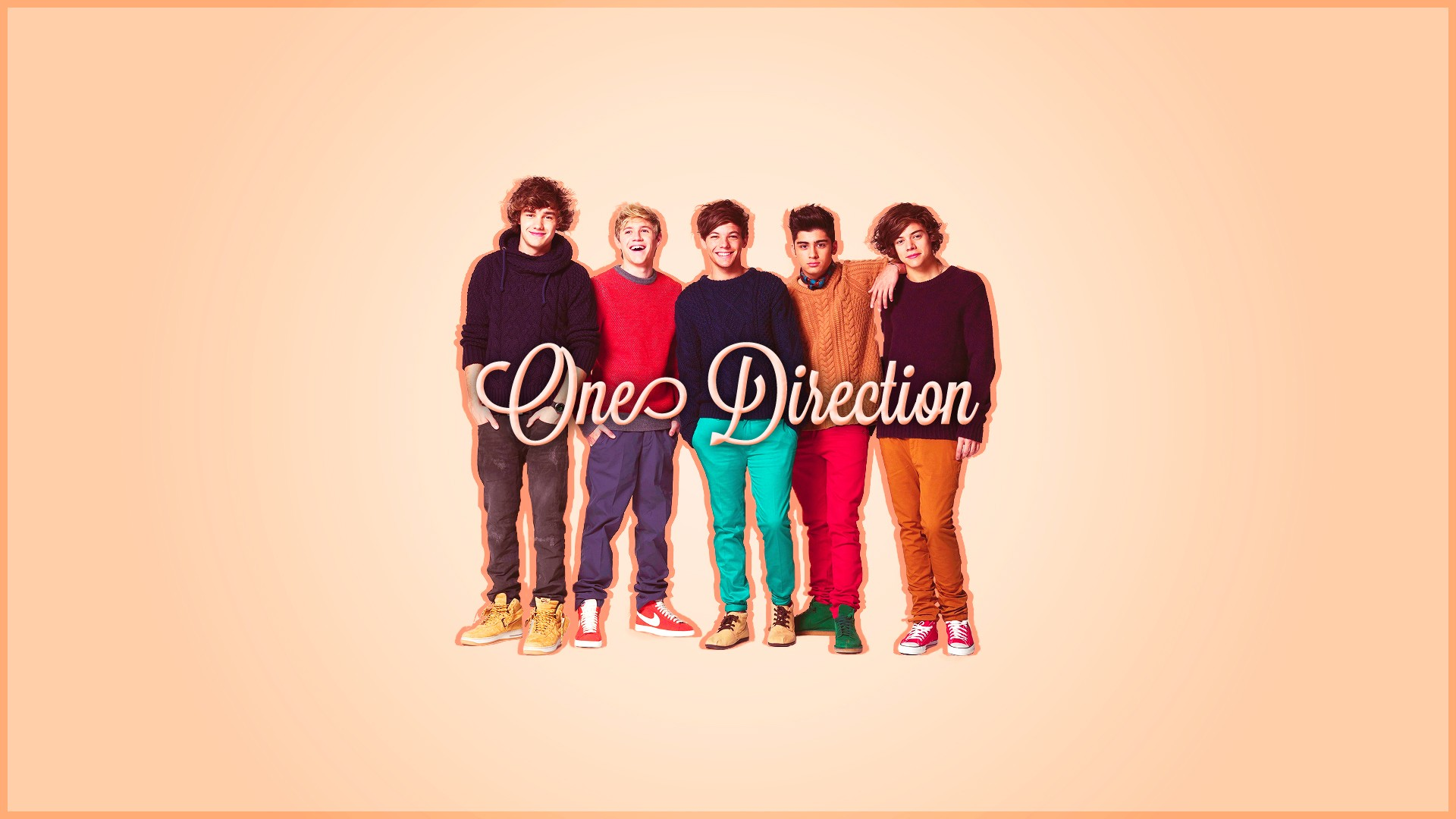 One Direction Widescreen 2013 Hd Wallpapers Celebrities - One Direction 2012 Photoshoot - HD Wallpaper