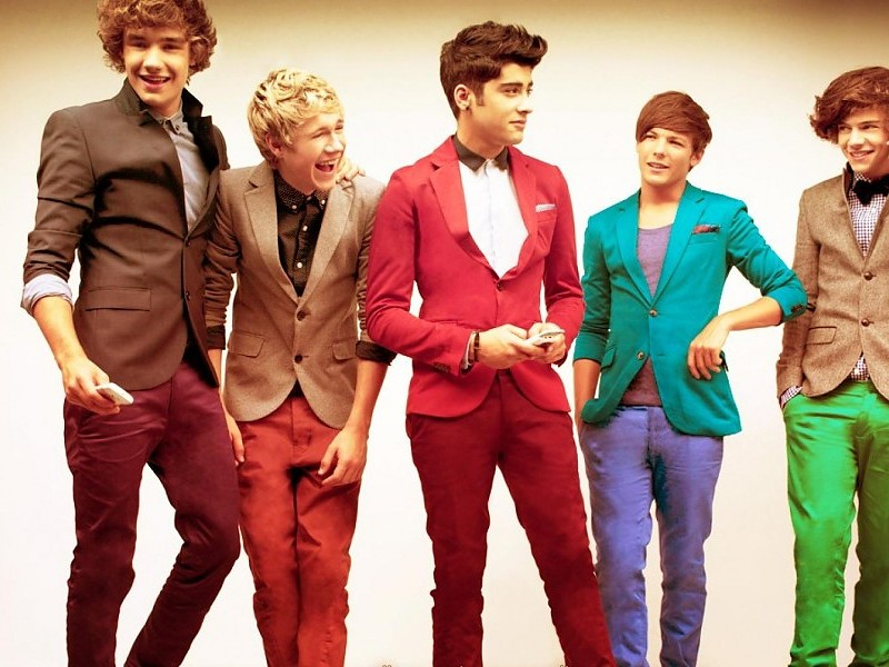 One Direction Brown Hd Wallpapers - One Direction In 2014 - HD Wallpaper