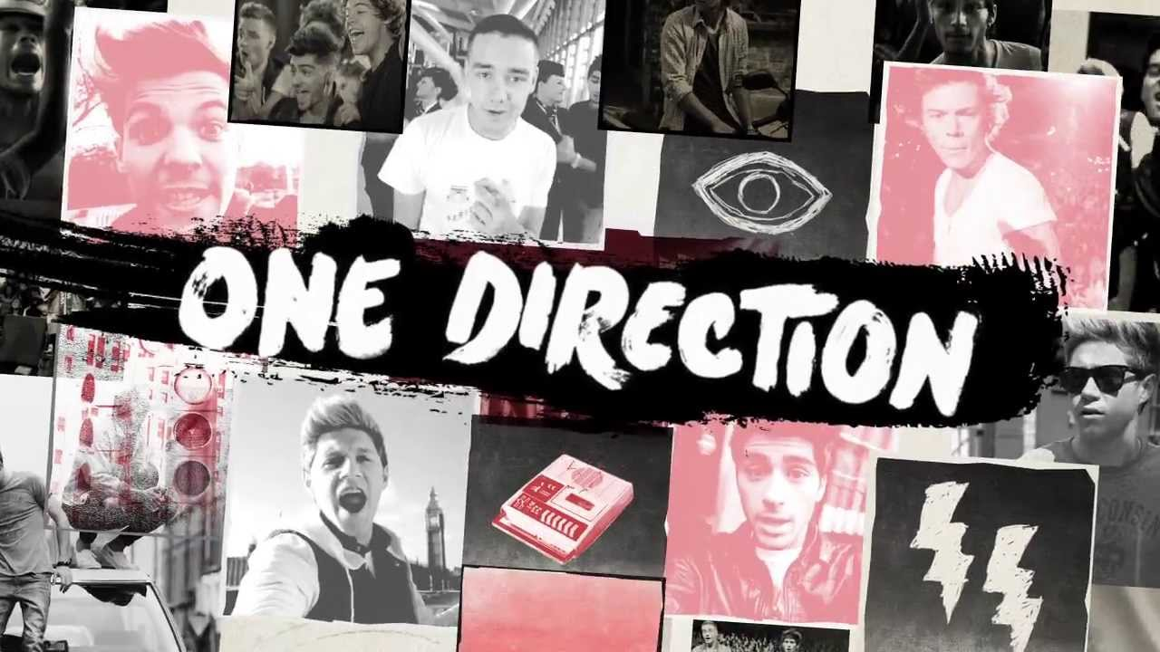 One Direction - HD Wallpaper