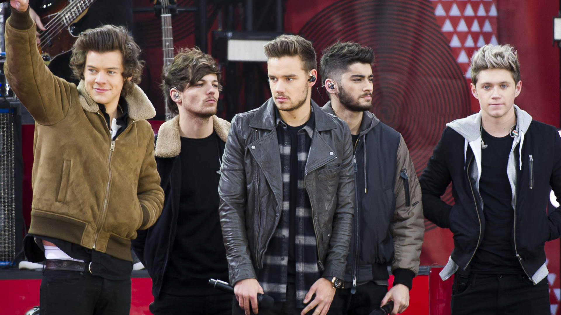 One Direction High Definition Wallpapers - One Direction 2014 Show - HD Wallpaper