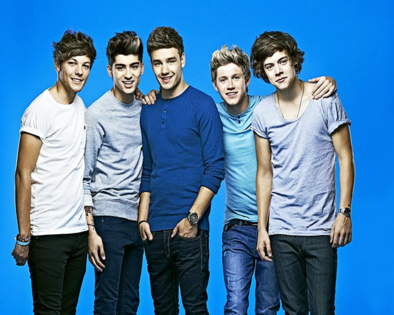 One Direction Wallpaper One Direction 32886033 1280 - One Direction Camp Rock - HD Wallpaper