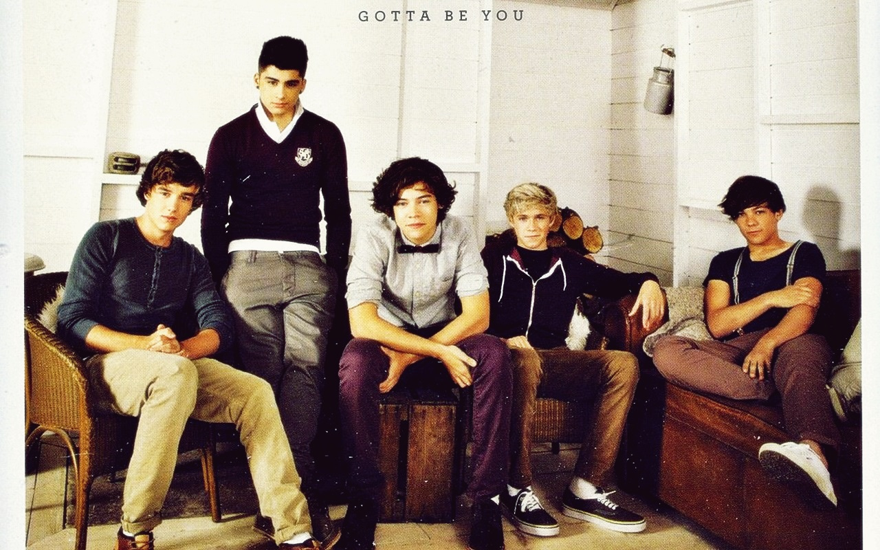 1d Wallpapers ♚ - One Direction Gotta Be You - HD Wallpaper