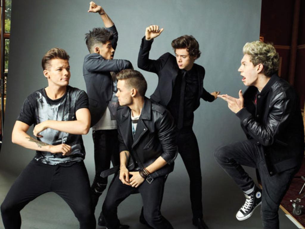 One Direction Desktop Wallpaper 1024x768, - One Direction Wallpaper 2013 - HD Wallpaper