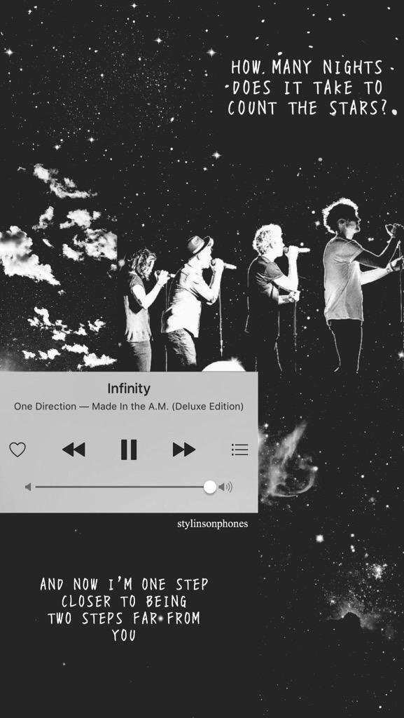 One Direction Wallpaper And Lockscreen Image Lyric One Direction Wallpaper Iphone 577x1024 Wallpaper Teahub Io