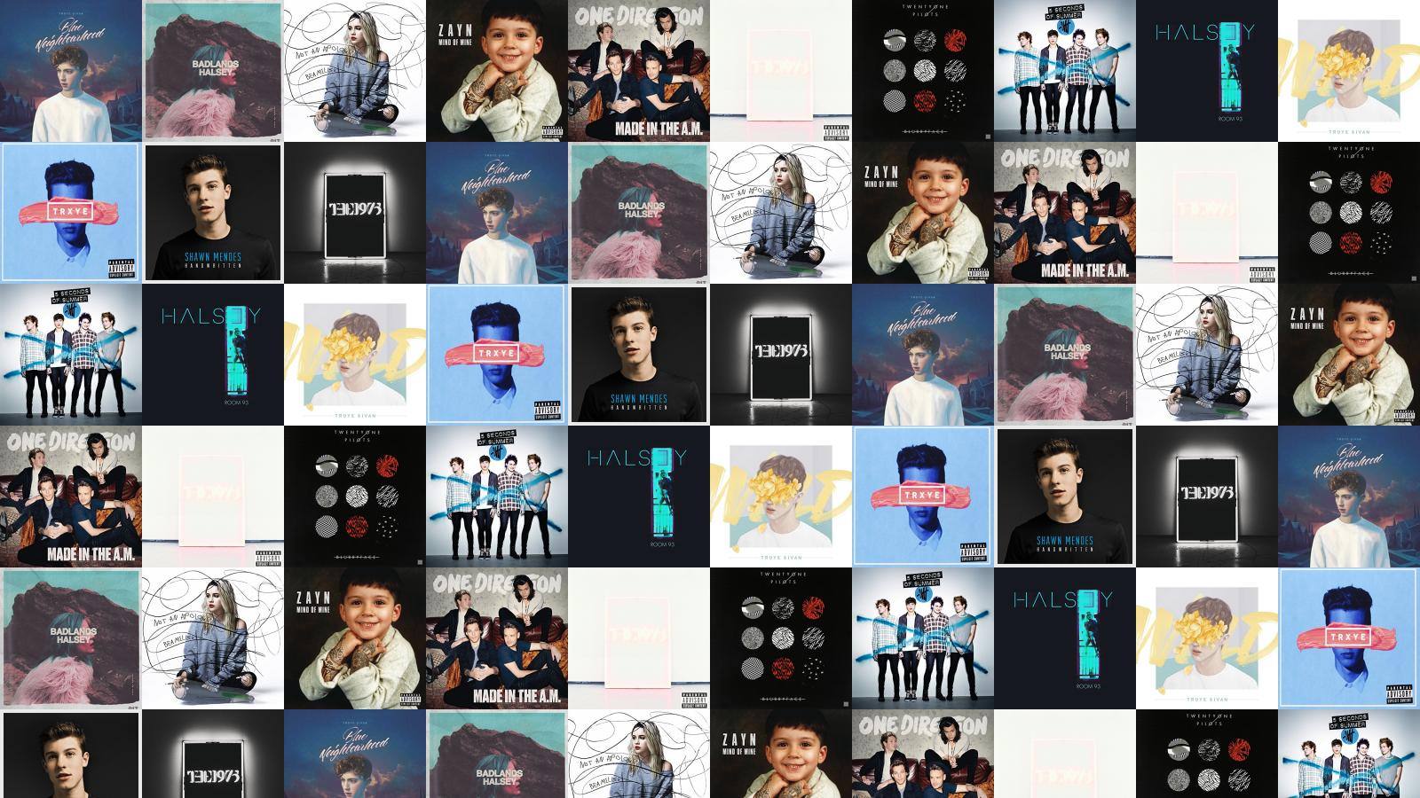 One Direction And Shawn Mendes - HD Wallpaper
