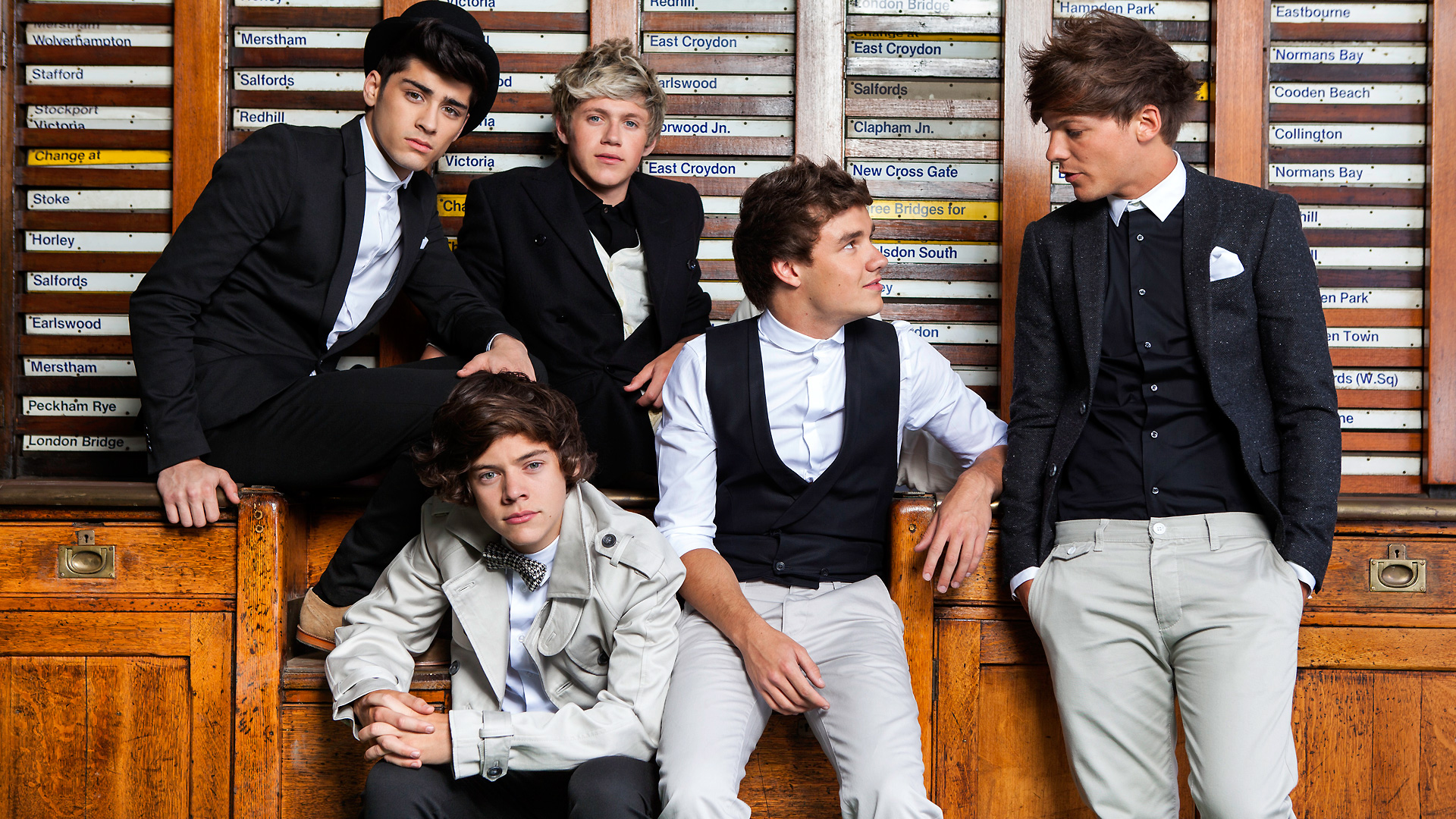 One Direction Wallpapers For Laptop - HD Wallpaper