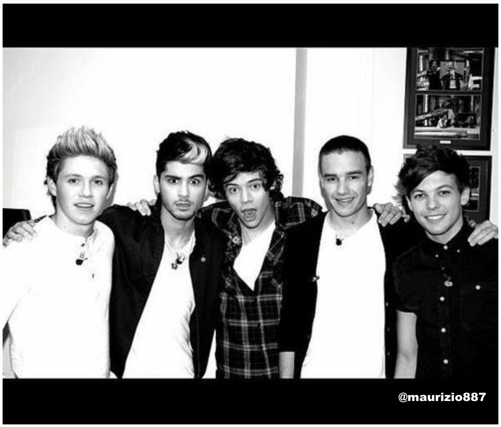 One Direction, Harry Styles, And Niall Horan Image - One Direction - HD Wallpaper