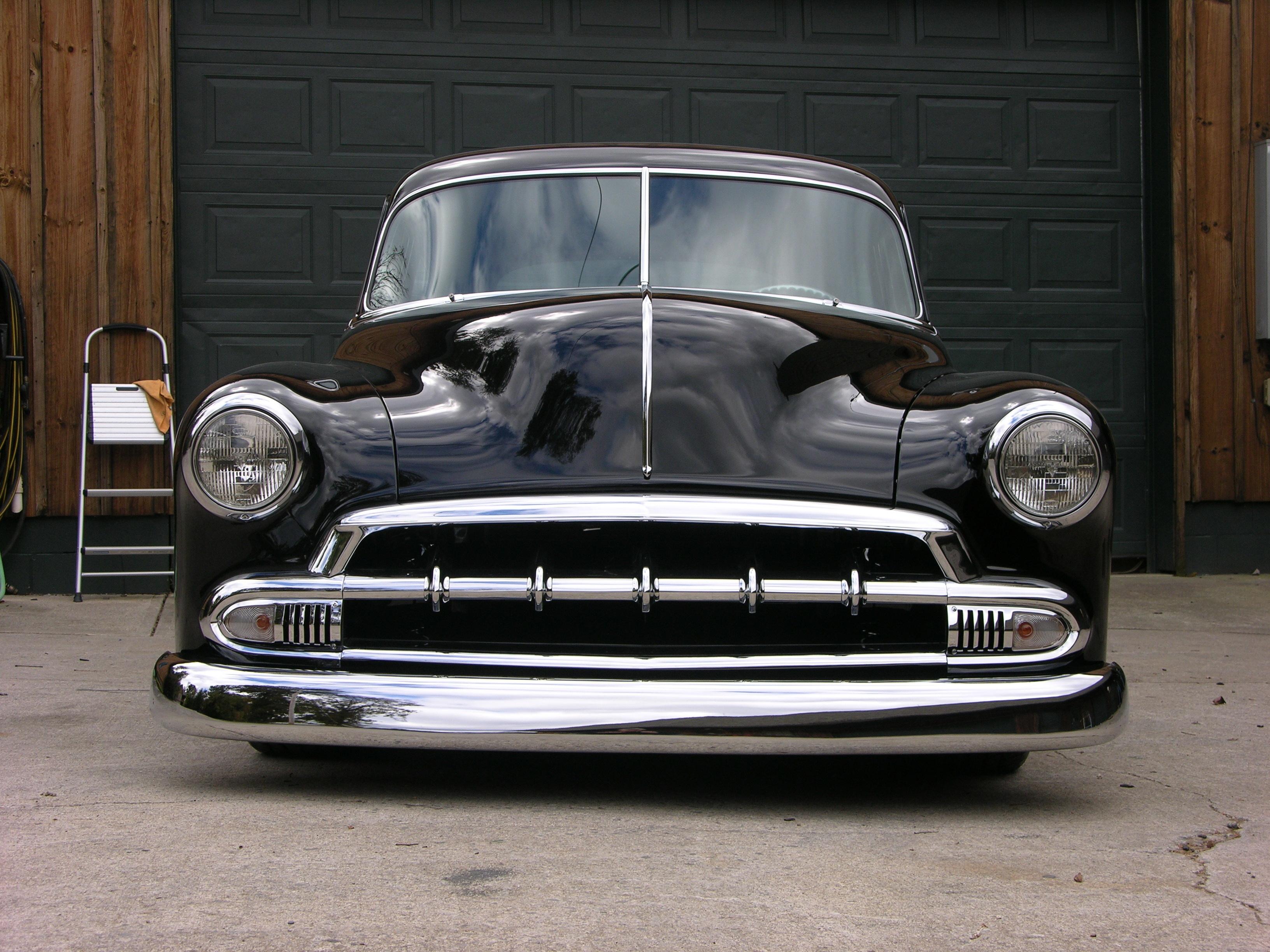 Chevrolet 1951 Hot Rod - HD Wallpaper