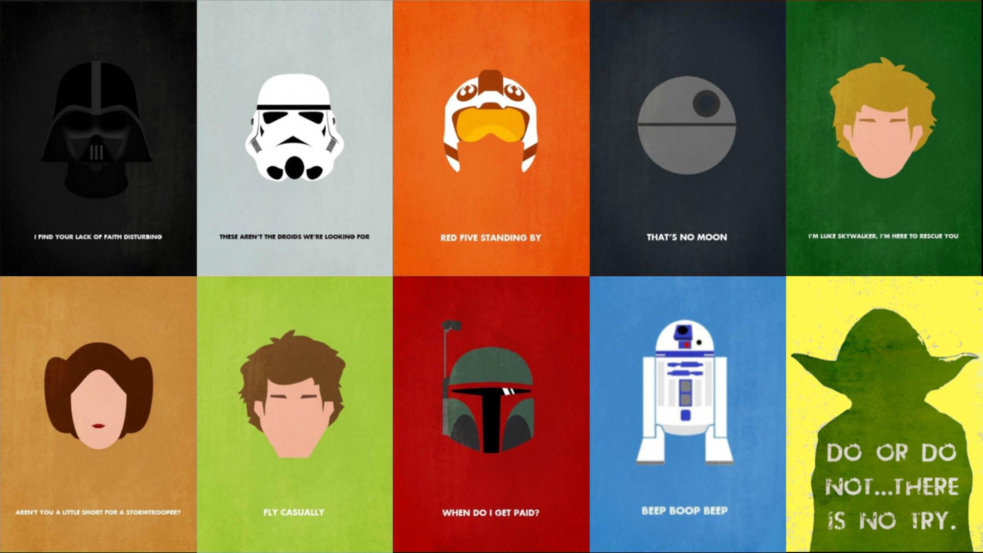 Data Src Amazing Funny Star Wars Wallpaper Star Wars Quote Backgrounds 1922x1081 Wallpaper Teahub Io
