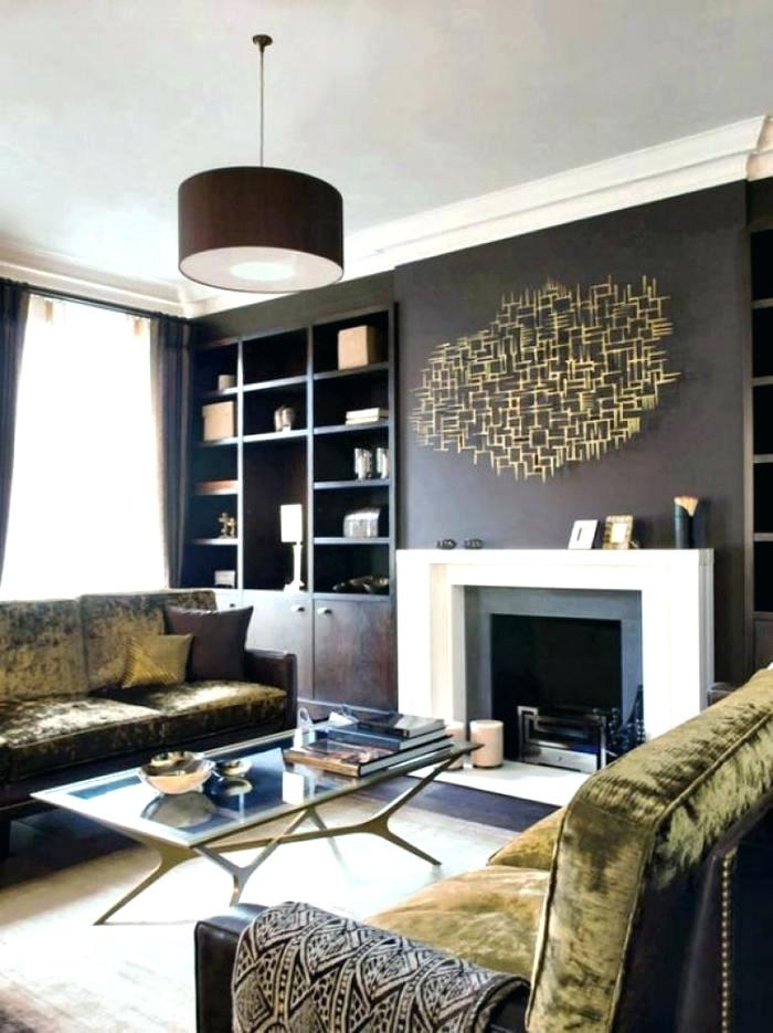 Living Room Decorating Ideas Feature Wall - HD Wallpaper