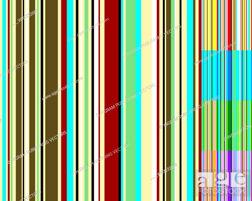 Abstract Seventies Wallpaper Design With Five Color - Art - HD Wallpaper