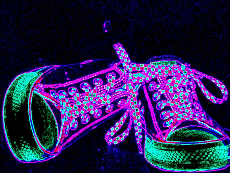 Bright Phone Wallpapers - Glow In The Dark Neon Backgrounds - HD Wallpaper