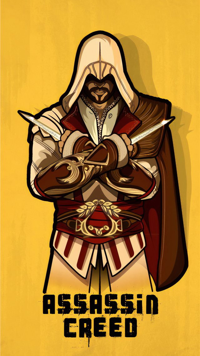 Assassin S Creed Iphone X 640x1136 Wallpaper Teahub Io