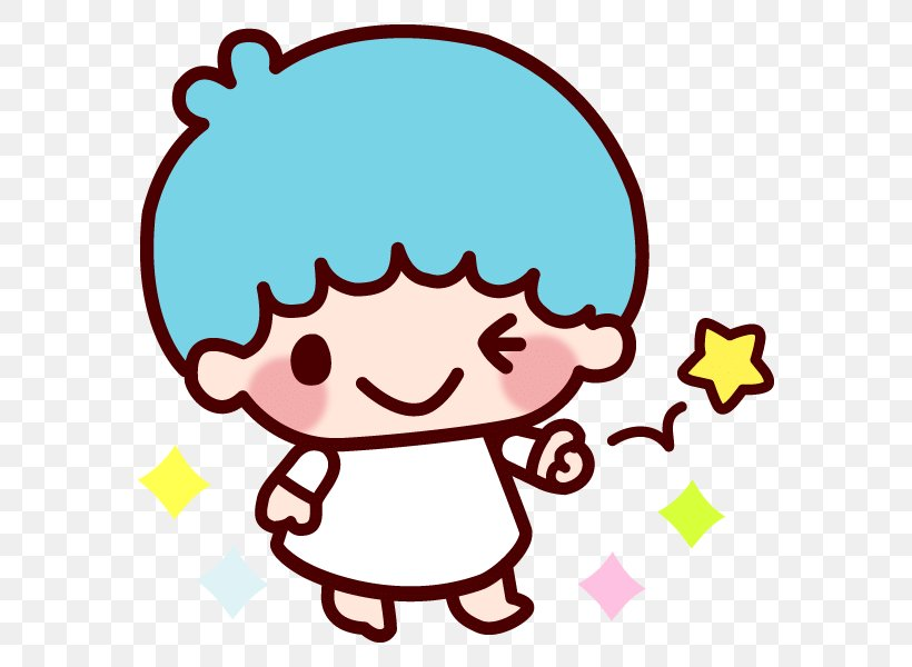 Little Twin Stars Paper Sanrio Hello Kitty Clip Art, - Little Twin Star Png - HD Wallpaper