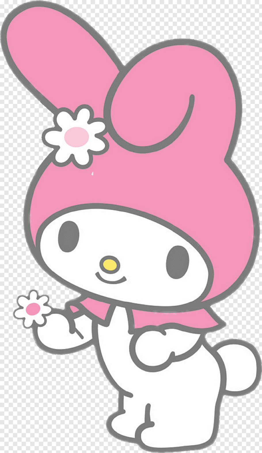 Hello Kitty Head My Melody Sanrio Kuromi Little 910x1569 Wallpaper Teahub Io
