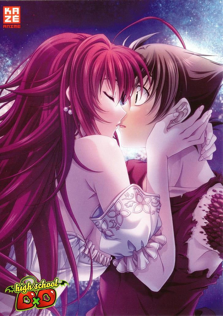 Gremory Anime Issei Rias - HD Wallpaper