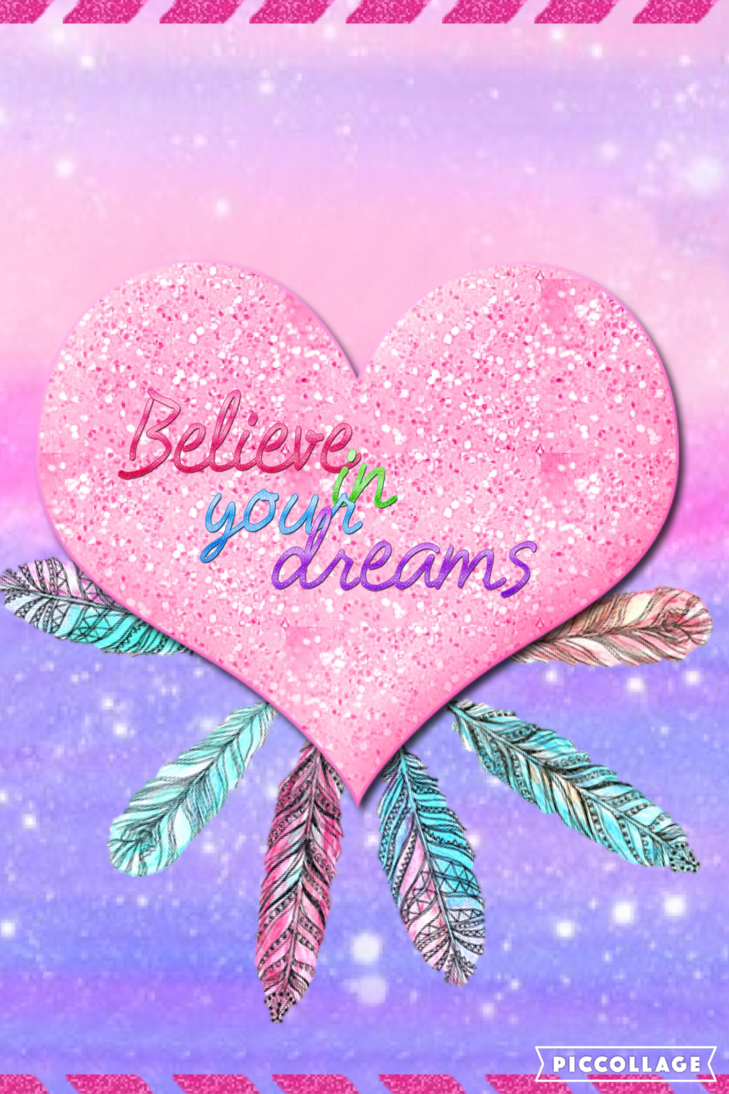 Girly Heart Inspirationby Rosely A Girly Wallpaper For Samsung Tablet 1472x2208 Wallpaper Teahub Io