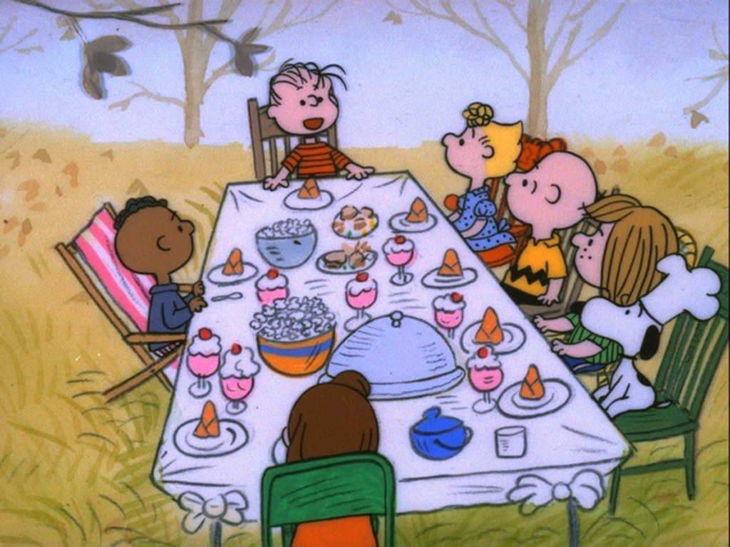 Peanuts Images A Charlie Brown Thanksgiving Hd Wallpaper - Charlie Thanksgiving - HD Wallpaper