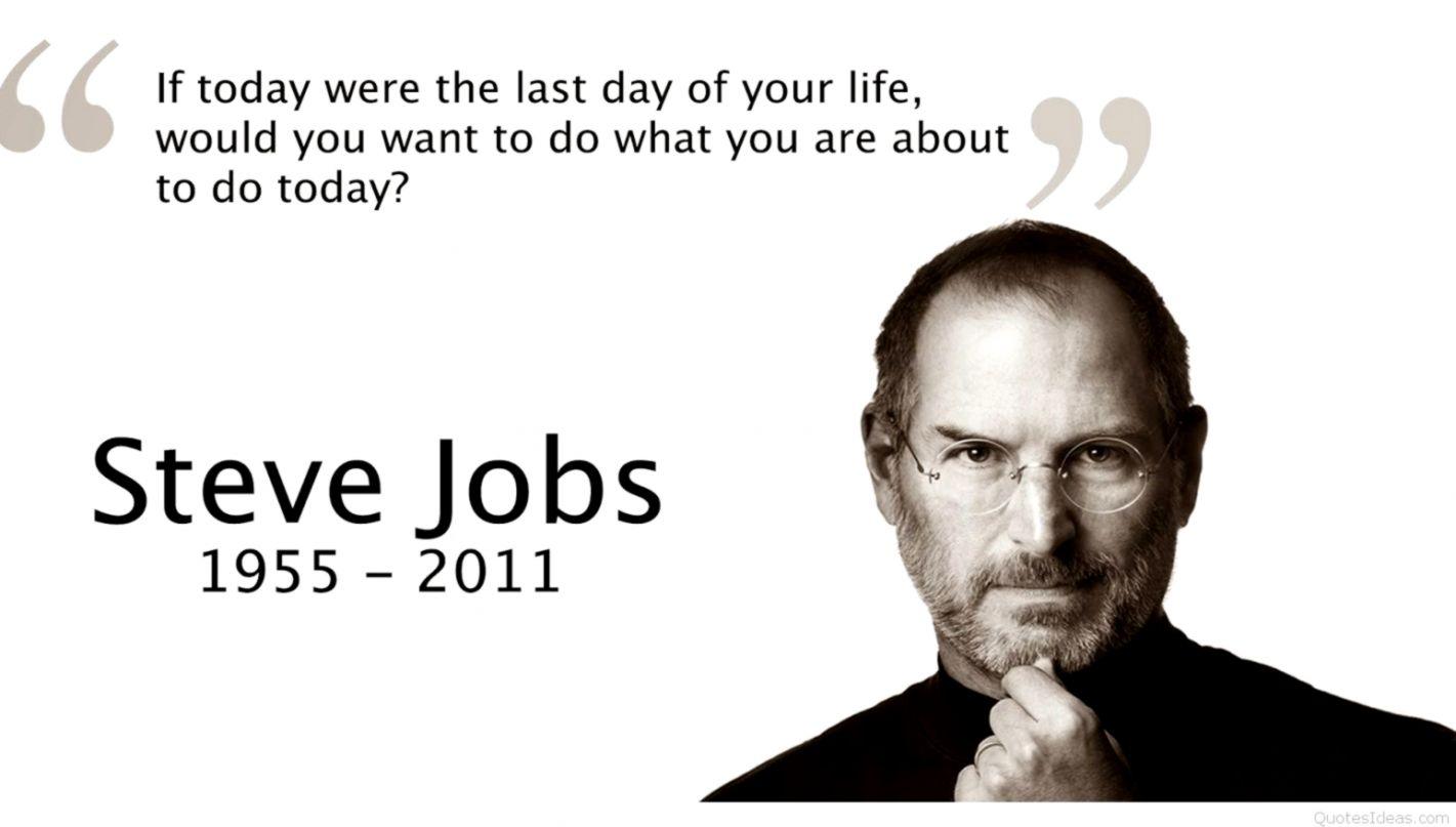 Amazing Education Quote Wallpaper - Did Steve Jobs Die - HD Wallpaper