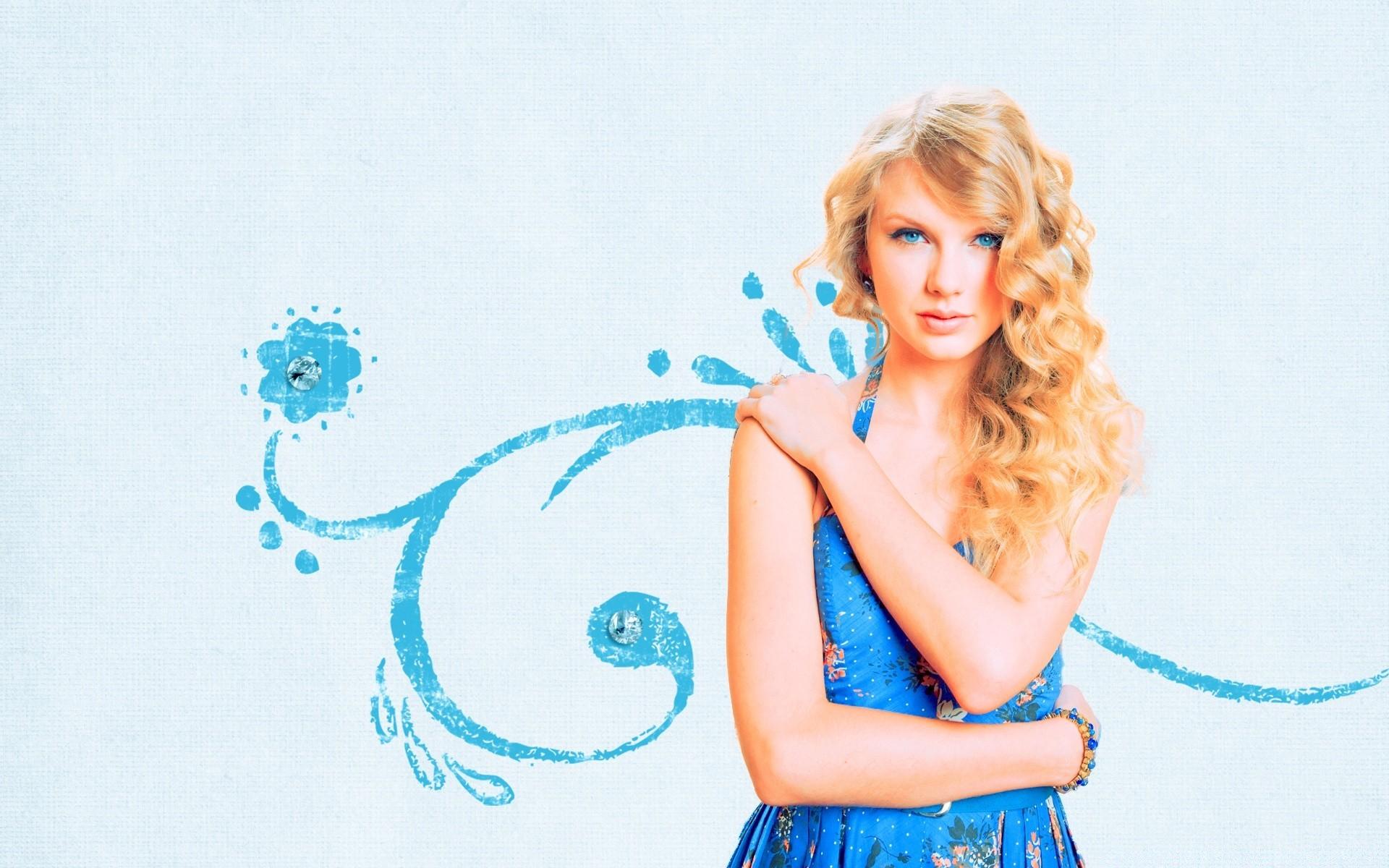 Music Woman Girl Beautiful Portrait Adult One Fashion - Taylor Swift Desktop Girl Wallpaper Desktop Desktop - HD Wallpaper