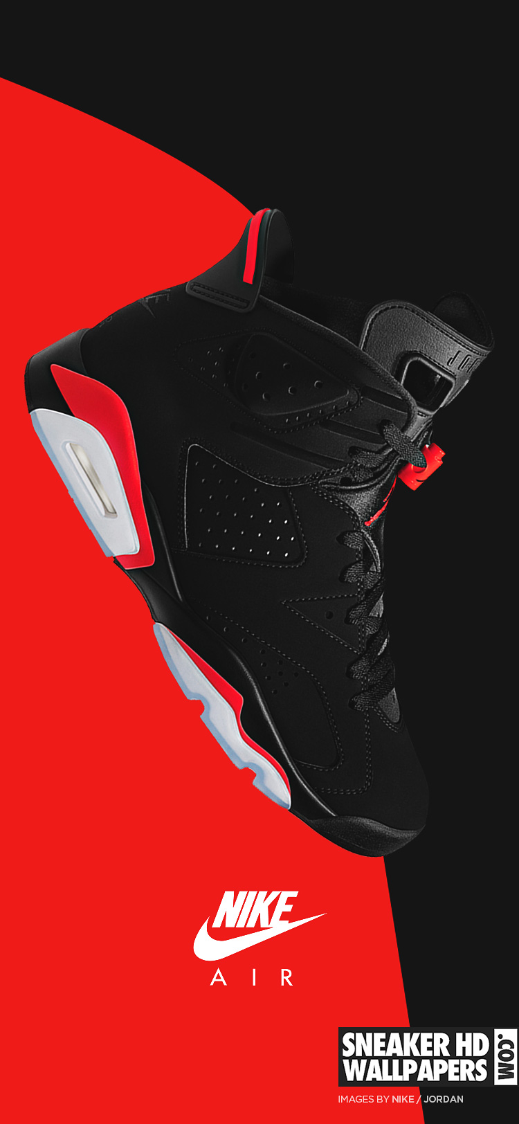 Jordan Shoe Wallpaper Iphone - 750x1624