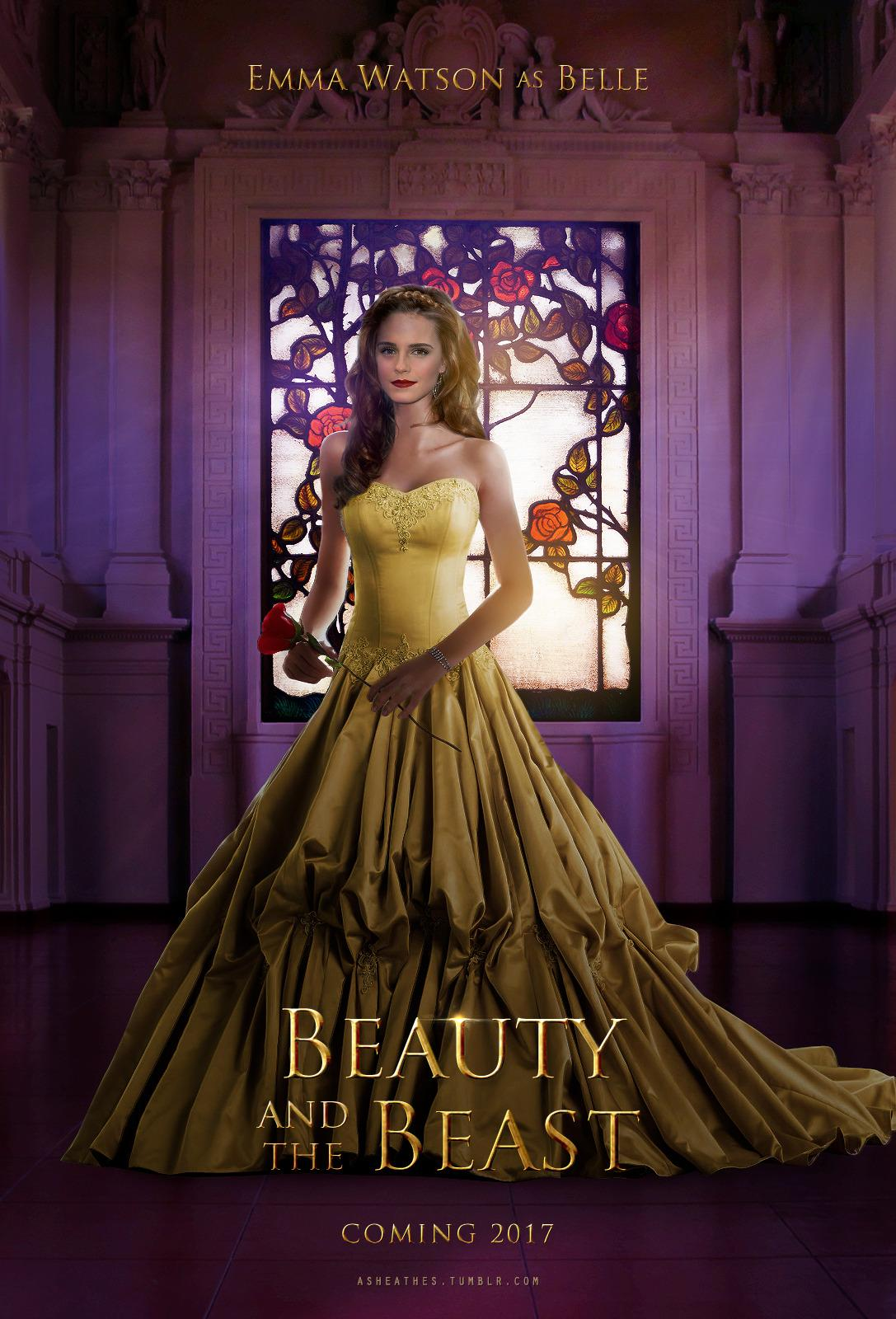 Beauty And The Beast Movie Wallpaper Beast In Beauty And The Beast Emma Watson 1087x1600 Wallpaper Teahub Io
