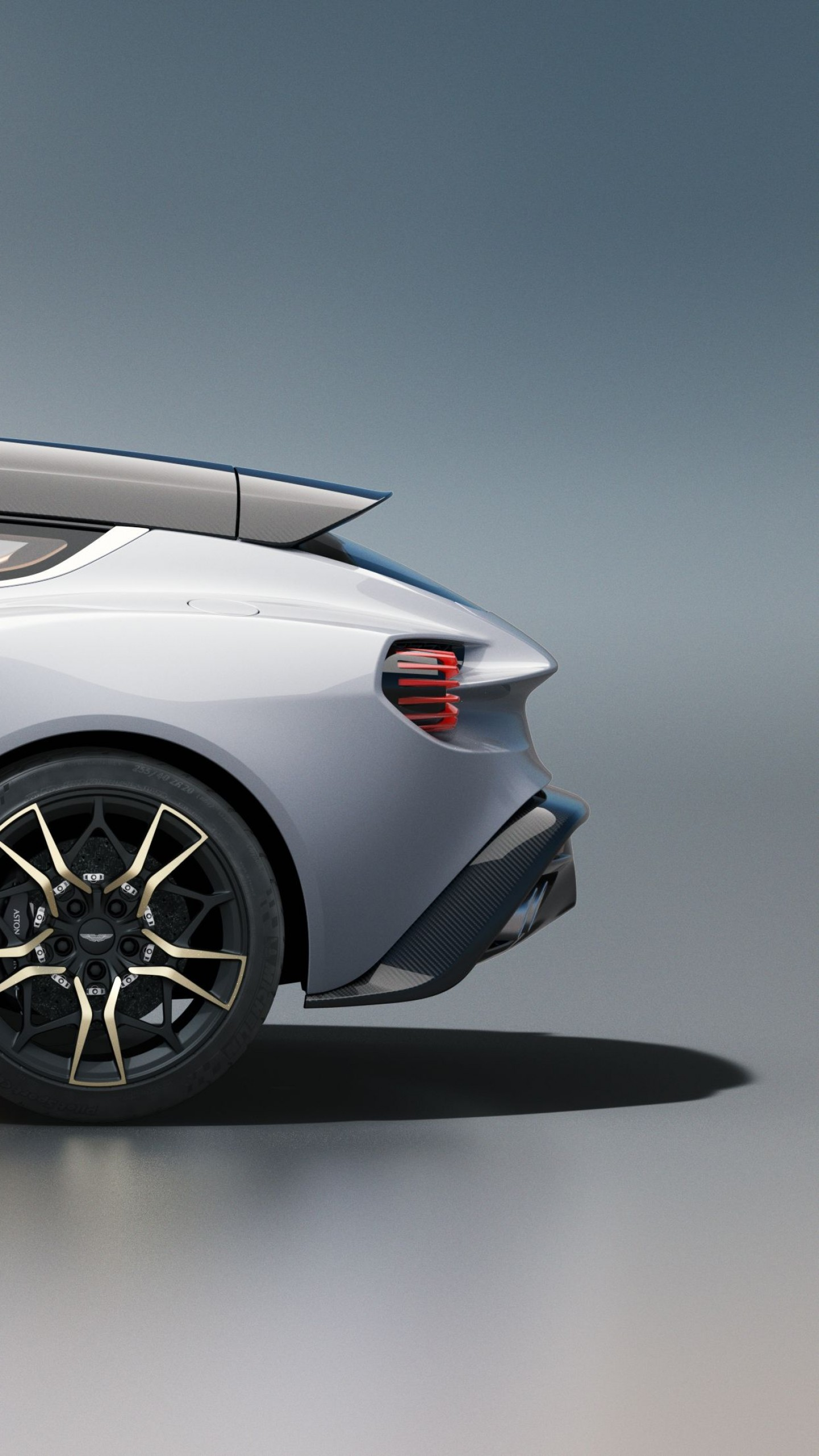 Aston Martin Vanquish Zagato Shooting Brake 1440x2560 Wallpaper Teahub Io