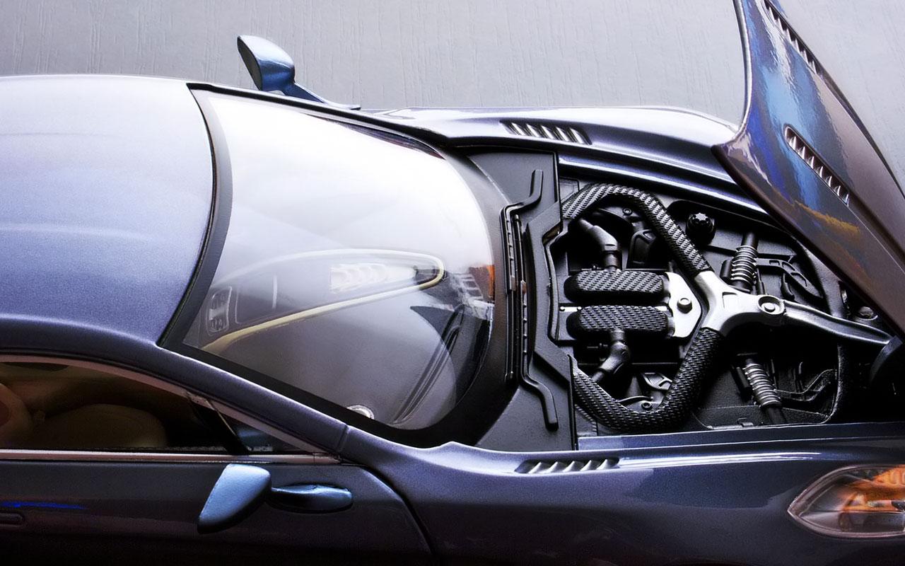 Aston Martin One77 Engine 1280x800 Wallpaper Teahub Io