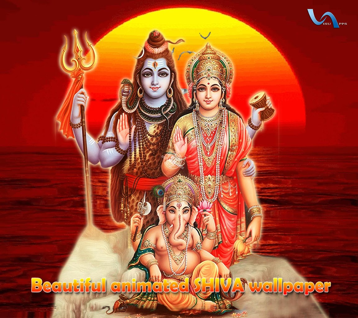 Lord Shiva Family Photos Wallpapers - High Resolution Hd Wallpapers Of Shiv - HD Wallpaper