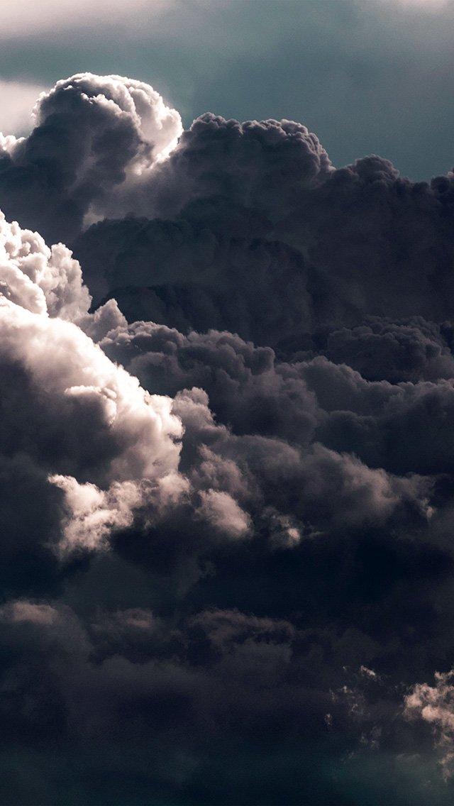 Beautiful Dark Sky Iphone - HD Wallpaper