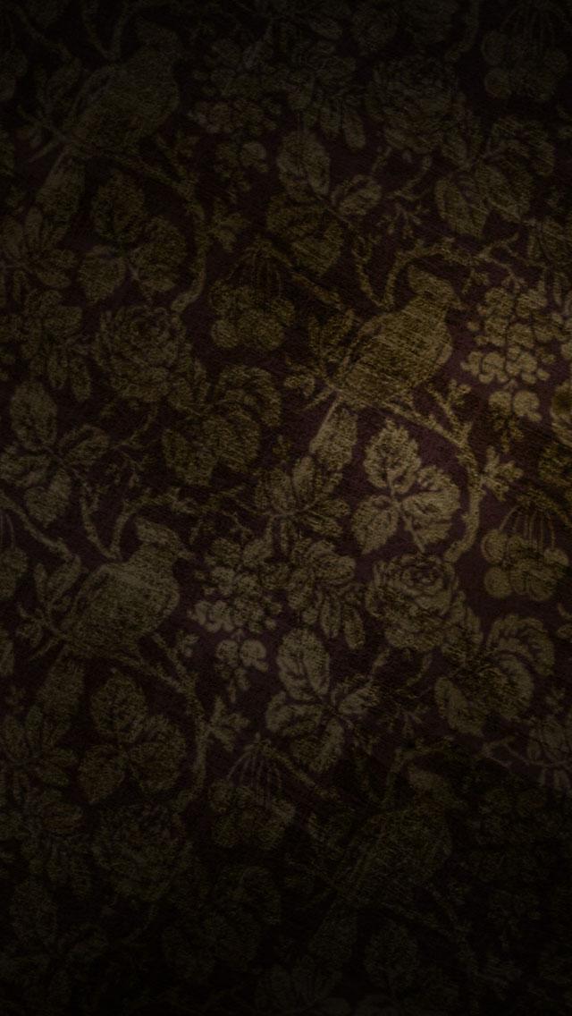 Old Dark Background Iphone Wallpaper - Dark Vintage Iphone - HD Wallpaper