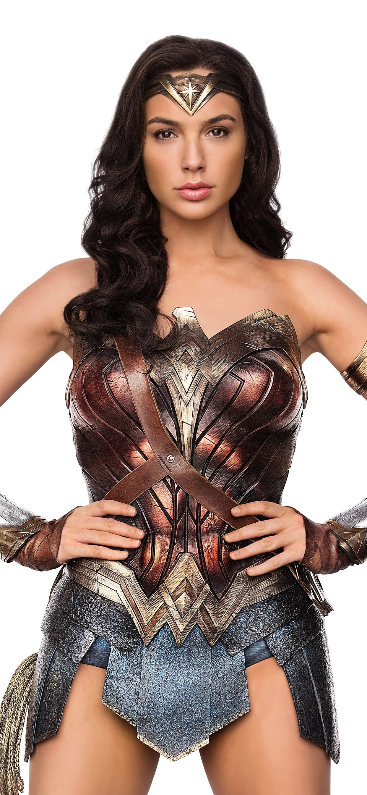 Iphone Wallpaper Wonder Woman, Gal Gadot, White Background