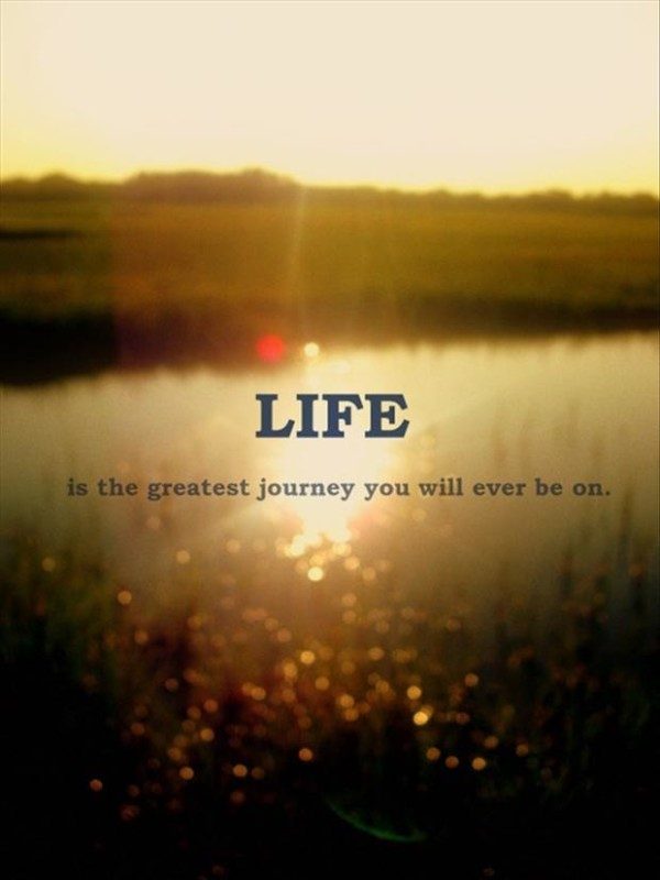Life Quotes - Short Quotes About Beautiful Life - HD Wallpaper