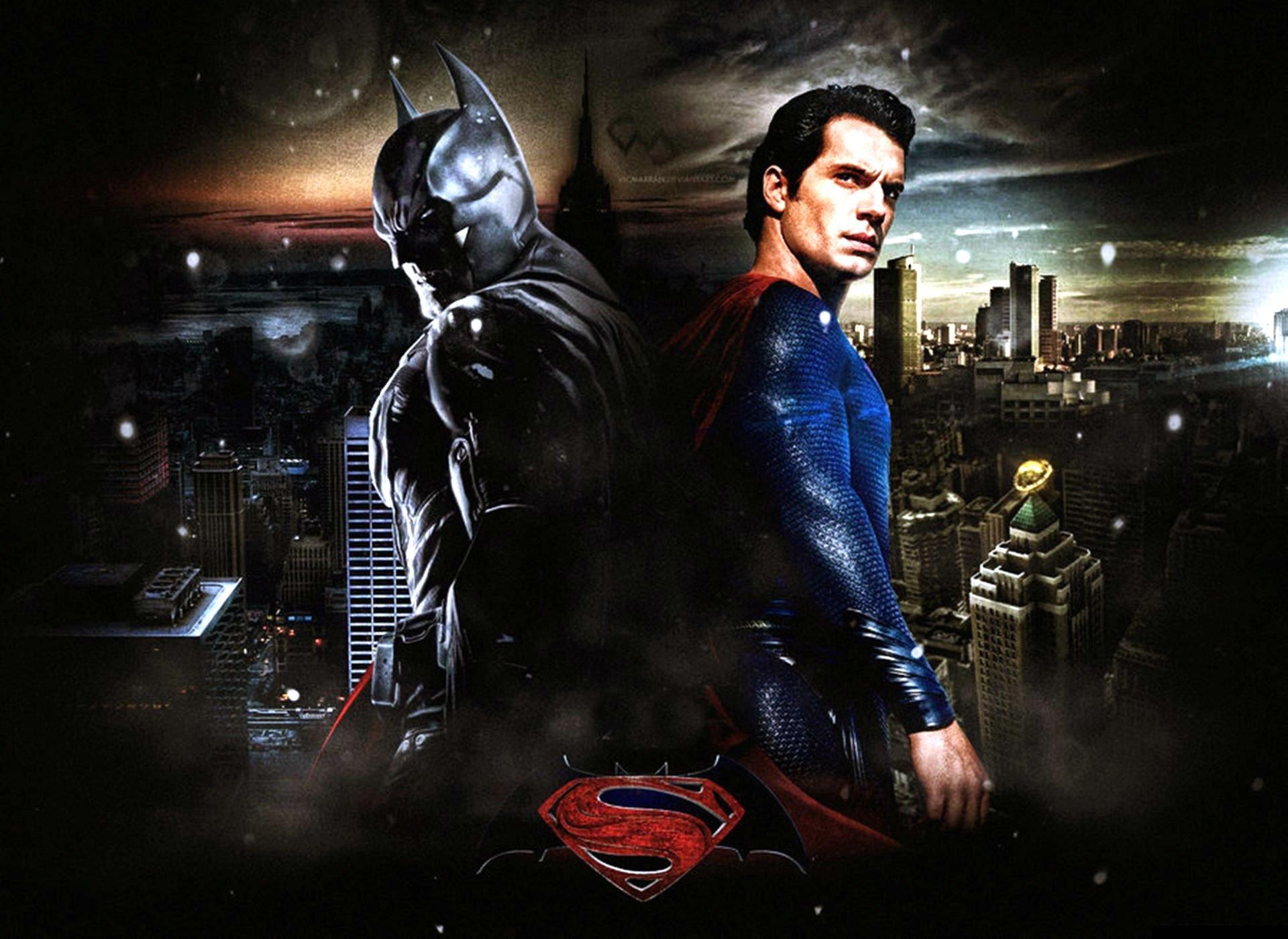 Batman Vs Superman Wallpaper 3d - HD Wallpaper