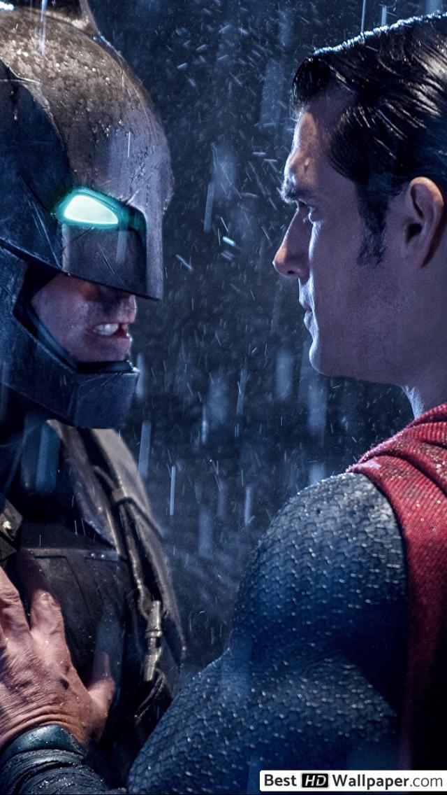 Batman Vs Superman - HD Wallpaper