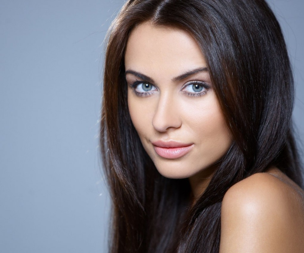 Beautiful Face Wallpapers For Free Download About Wallpapers girl - Hair Color For Blue Eyed - HD Wallpaper